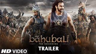 Baahubali - The Beginning Trailer | Prabhas,Rana Daggubati,Anushka Shetty,Tamannaah|Bahubali Trailer width=