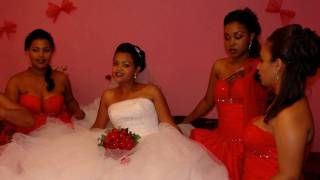 getlinkyoutube.com-Ethiopian wedding - Senait and Biruk