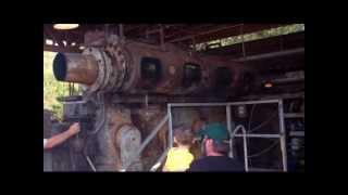 getlinkyoutube.com-Fairbanks Morse DIESEL Generator Plant 1947