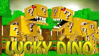 Minecraft | LUCKY BLOCK BOSS CHALLENGE - DINOSAURS: Lucky Block Mod!