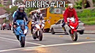 getlinkyoutube.com-BIKERS #121 - S1000RR CBR & Suzuki RL's and Wheelies, Yamaha Burnout & more!