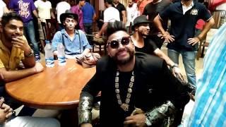 getlinkyoutube.com-All Black making | Sukhe ,Raftaar | Tseries| Bhullar Production house