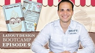 getlinkyoutube.com-Professional Menu Graphic Design Tutorial In Adobe InDesign