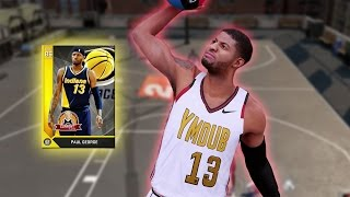 getlinkyoutube.com-NBA 2K16 PS4 MyTEAM GAUNTLET - PAUL GEORGE DEBUT! CLUTCH HISTORIC PLAYER!!