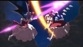 【Touhou Anime】東方Fantasy Kaleidoscope Ep.4 ~ The Scarlet Mist Incident (Final)[Eng Subs + JP Fandub]