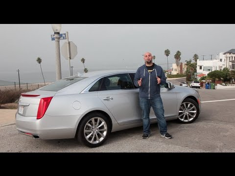 Cadillac XTS - One Take