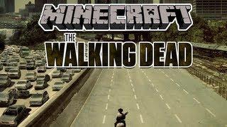 Minecraft Mapas: The Walking Dead