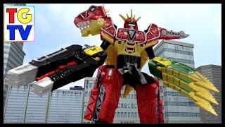 getlinkyoutube.com-Power Rangers Dino Charge Rumble Game Stage 3