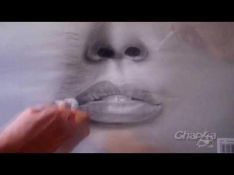 Drawing Realistic Lips