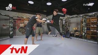bangshipop [김동현의 UFC 훈련법] 장동민, ′장난 아니다′ 160114 EP.6