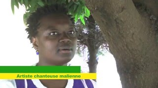 Ebola est triste, mais on peut sensibiliser dans la joie dixit Mariam KONE