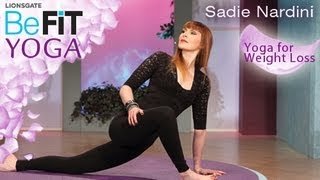 Yoga for Weight Loss- BeFit Yoga (Sadie Nardini)