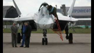 getlinkyoutube.com-Putin - PAK FA (T-50) is better than the F-22