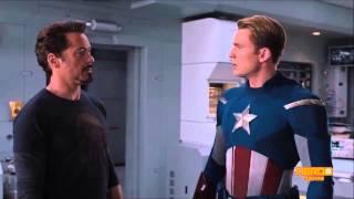 getlinkyoutube.com-Turn Down For What - The Avengers