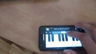 getlinkyoutube.com-Indian national anthem on Android Piano