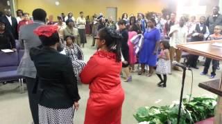 getlinkyoutube.com-Virginia Central Diocese Praise Break