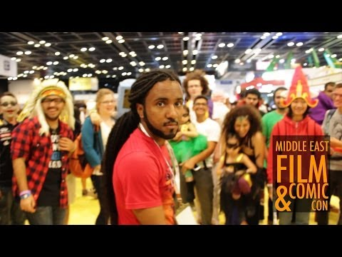 Middle East Film And Comicon 2014