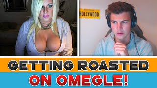 getlinkyoutube.com-ROASTED on OMEGLE