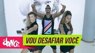 getlinkyoutube.com-Mc Sapão - Vou Desafiar Você - FitDance - 4k | Coreografia