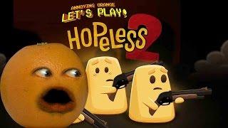 getlinkyoutube.com-Annoying Orange Plays - HOPELESS 2: Big Bird Turds!
