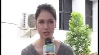 Laura Basuki Belajar Thai Boxing Demi Menjaga Diri - CumiCumi.com