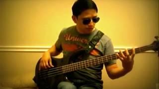 getlinkyoutube.com-Ligaya by Eraserheads (Bass Cover)