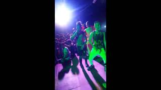 DJ NATAL x BASTA LION  - Dancehall Moov (official clip 2018) width=