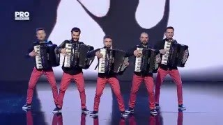 Concertino - LIVE Romanii au talent 2016
