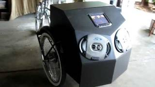 Lowrider Bikes With Sound System