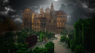 getlinkyoutube.com-Minecraft ตะลุย Herobrine's Mansion [ตอนลุยทุบหัวฮีโร่บาย]