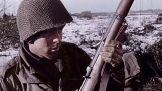 1944-45 Battle of the Bulge - US Footage Only