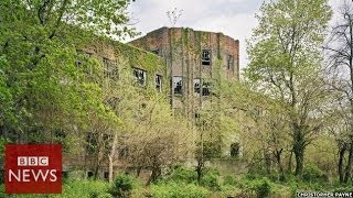 New York's abandoned island - BBC News width=