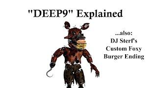 "getlinkyoutube.com-The Significance of ""Deep9"" in FNAF 4 | Five Nights at Freddy's 4 | DEEP 9"