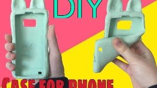 getlinkyoutube.com-DIY| Силиконовый чехол для телефона