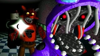 getlinkyoutube.com-FNAF FAN GAME | Five Nights at Freddy's 3D Animated (ROBLOX)