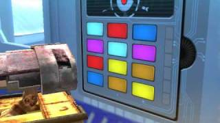 WALL-E Holo-Detector Dash part 1