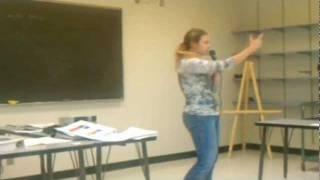 getlinkyoutube.com-WOW!!! Beginning auctioneer demonstrates her chant