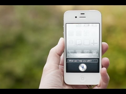 How To Get Working Siri On iOS 5.1/5.1.1 iPhone 4,iPhone 3GS, iPod Touch 4G,New iPad Using Ac!d Siri