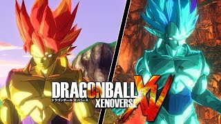 getlinkyoutube.com-Nova Goku vs. Eis Vegeta: Enter the Dragon [Dragon Ball Xenoverse PC Mod]