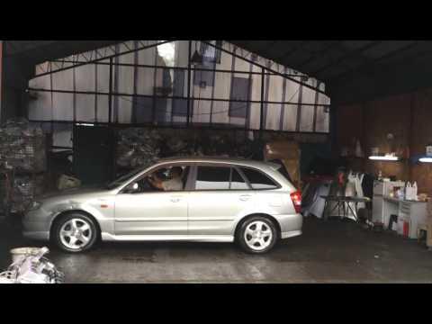 Mazda Familia 414