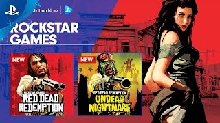 getlinkyoutube.com-Red Dead Redemption on PlayStation Now Subscription