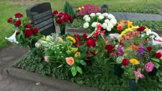 Ronny - Die Letzte Rose - Ronny Grab-Besuch in Bremen-Walle zum 5. Todestag