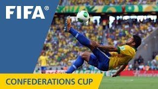 getlinkyoutube.com-Brazil 2:0 Mexico, FIFA Confederations Cup 2013