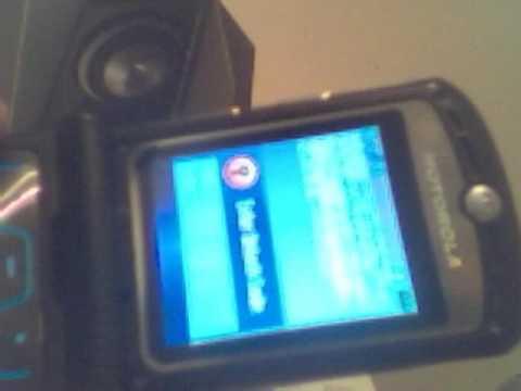 فك Motorola V3 RAZR