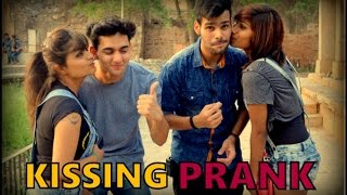 getlinkyoutube.com-INDIA'S 2015 FIRST KISSING PRANK