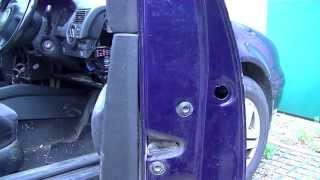 getlinkyoutube.com-VW Golf Jetta Door Lock Removal