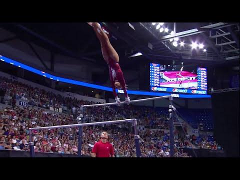 Nastia Liukin - Uneven Bars - 2012 Visa Championships - Sr Women - Day 2