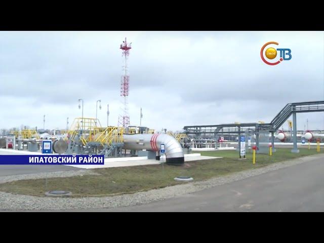 После перерыва в несколько десятилетий на Ставрополье запустили НПС