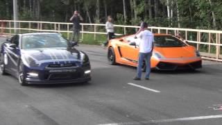getlinkyoutube.com-1700 hp GT-R AMS Alpha 12+ on Unlim 500+