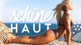 getlinkyoutube.com-GLOWING SKIN | Meine HAUT Routine | Sophia Thiel